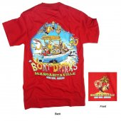 "Island ""Boat Drinks"" T-Shirt"