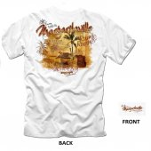 Rum Runner Collage - Montego Bay T-Shirt