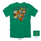 Fins Up Mon - Margaritaville Jamaica T-Shirt