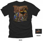 Pirate Looks at 40 t-shirt