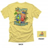 5 O'Clock Hurricane Animated t-shirt