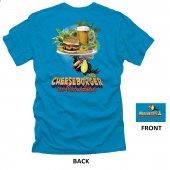 Cheeseburger in Paradise t-shirt